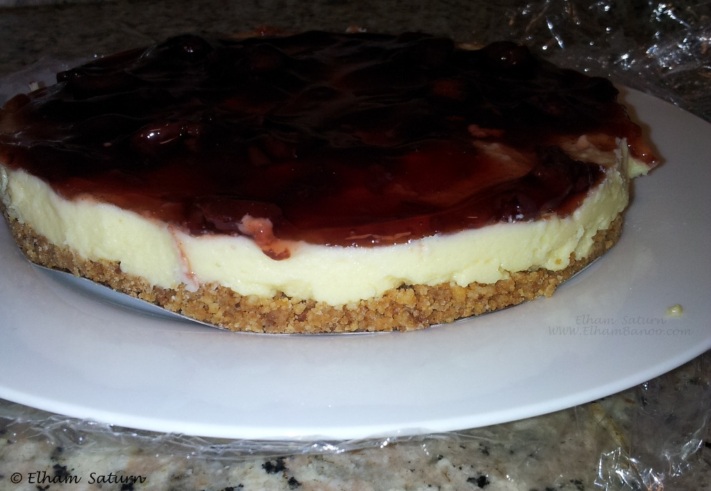 CheesCake ElhamSaturn