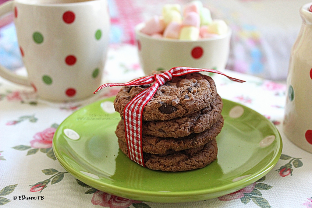 chocolate cookie ElhamFB