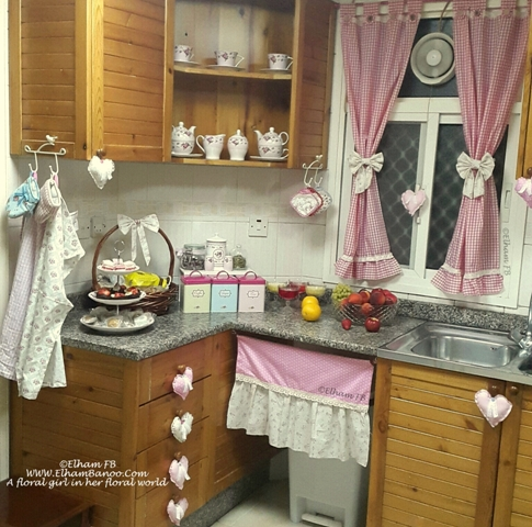 lovely kitchen Elham FB WWW.ElhamBanoo.Com-